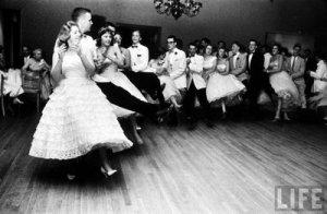 Life - 1958 prom conga